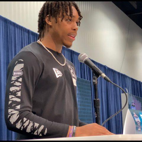 Eagles Mock Draft 1.0: Birds Tab LSU Star in Round 1
