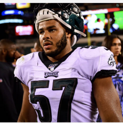 Mosher's Too-Early 53-Man Eagles Roster Projection